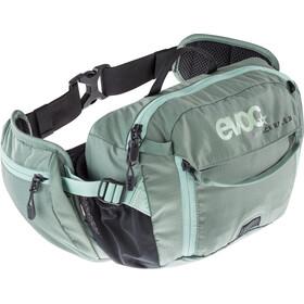 EVOC Hip Pack Race - Cinturón de hidratación - 3 L + Hydration Bladder 1,5 L Oliva